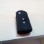ปลอกซิลิโคน หุ้มกุญแจรีโมทรถยนต์ Mazda 2,3 แบบพับข้าง รุ่น 2 ปุ่ม สีดำ thumbnail 6