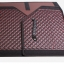 กล่องใส่ของหลังรถยนต์ อเนกประสงค์ สไตล์ VIP แบบหรูหรา สี ดำ,ดำ/แดง thumbnail 12