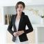 เสื้อสูททำงานผู้หญิงสีดำ แขนยาว ทรงสวย เรียบร้อย ดูดี thumbnail 1