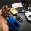 กรอบ-เคส ใส่กุญแจรีโมทรถยนต์ + หัวโลโก้โลหะ Honda HR-V,Jazz,CR-V,Accord,City,BR-V Smart Key 2,3,4 ปุ่ม แบบสีสัน thumbnail 6