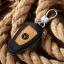 ซองหนังแท้ ใส่กุญแจรีโมทรถยนต์ รุ่นมินิซิบรอบทรูโทน Mercedes Benz 2,3 ปุ่ม thumbnail 2