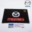 แผ่นยางกันลื่น ถาดรอง ติดคอนโซลรถยนต์ สไตล์ Vip โลโก้ Honda,Mazda สีดำ thumbnail 3