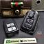ปลอกซอง หนังแท้ ใส่กุญแจรีโมทรถ รุ่นสวม HONDA HR-V,CR-V,BR-V,JAZZ Smart Key 2 ปุ่ม thumbnail 3