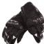 ถุงมือขี่มอเตอร์ไซค์ Dainest ข้อสั้น สีดำ thumbnail 1