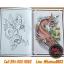 [KOI #1] หนังสือลายสักปลาคาฟ หนังสือสักลาย รูปลายสักสวยๆ รูปรอยสักสวยๆ สักลายสวยๆ ภาพสักสวยๆ แบบลายสักเท่ๆ แบบรอยสักเท่ๆ ลายสักกราฟฟิก Koi Carp Fish Tattoo Manuscripts Flash Art Design Outline Sketch Book (A4 SIZE) thumbnail 8