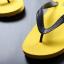 รองเท้า แตะผู้ชาย Abercrombie & Fitch (AF) สีเหลือง ไซส์ 40 - 43 thumbnail 1