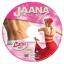 ดีวีดีออกกำลังกาย ระบำหน้าท้อง เต้นหน้าท้อง Jaana rhythms 3 dvd thumbnail 2