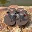รองเท้าแตะ ผู้ชาย Abercrombie สีดำ ไซส์ 41 thumbnail 4