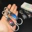 พวงกุญแจโลหะ สายหนังแท้ รุ่นโลโก้ Honda,Mazda,Toyota,Ford แบบใหม่ thumbnail 10