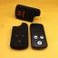 ปลอกซิลิโคน หุ้มกุญแจรีโมทรถยนต์ Honda Civic FB/CRV Keyless 3 ปุ่ม สี ดำ/แดง thumbnail 9