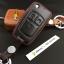 ซองหนังแท้ ใส่กุญแจรีโมทรถยนต์ รุ่นโลโก้เหล็ก Chevrolet Trailblazer 2015-18 แบบใหม่ thumbnail 5