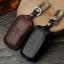 ซองหนังแท้ ใส่กุญแจรีโมทรถยนต์ หนัง Cowhide All New Toyota Fortuner/Camry Hybrid 2015-17 Smart Key 4 ปุ่ม thumbnail 2
