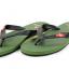 รองเท้าแตะ ผู้ชาย Abercrombie & Fitch สีเขียวเข้ม ไซส์ 41 - 43 thumbnail 2