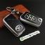 กรอบ-เคส ใส่กุญแจรีโมทรถยนต์ รุ่นเรืองแสง Toyota Hilux Revo,New Altis 2014-18 พับข้าง thumbnail 2