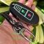 ซองหนังแท้ ใส่กุญแจรีโมทรถยนต์ รุ่นด้ายสีเรืองแสง ใหม่ All New Suzuki Swift,Ciaz thumbnail 10