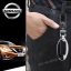 NEW กรอบ_เคส ใส่กุญแจรีโมทรถยนต์ รุ่นโคเมียม Nissan Teana,Almera,Sylphy,Xtrail Smart Key 4 ปุ่ม thumbnail 12
