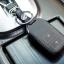 ซองหนังแท้ ใส่กุญแจรีโมทรถยนต์ HONDA HR-V,CR-V,BR-V,JAZZ Smart Key 2 ปุ่ม รุ่น ด้ายสี thumbnail 4