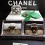 กระเป๋าพวงกุญแจ Gucci กุชชี่ ลายใหม่ คุณภาพเป็นเลิศ สี น้ำตาล - ขาว (Pre) thumbnail 15