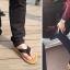 รองเท้าแตะผู้ชาย K - Swiss inspired Plush 2 สี ดำ,น้ำตาล/กาแฟ thumbnail 10