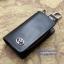 กระเป๋าซองหนังแท้ ใส่กุญแจรถยนต์ โลโก้ Toyota สี ดำ,น้ำตาล thumbnail 1