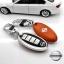 New กรอบ_เคส ใส่กุญแจรีโมทรถยนต์ Nissan Teana,Almera,Sylphy,Xtrail Smart Key 4 ปุ่ม thumbnail 5