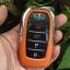 กรอบ-เคส ใส่กุญแจรีโมทรถยนต์ All New Toyota Fortuner TRD/Camry 2015-18 Smart Key 4 ปุ่ม โลโก้_เงิน แบบใหม่ thumbnail 12