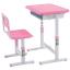 ชุดโต๊ะหนังสือเด็ก Smart Kids Desk สีชมพู thumbnail 1