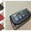ซองหนังแท้ ใส่กุญแจรีโมทรถยนต์ รุ่นถอดสวมได้ Toyota Hilux Revo,New Altis พับข้าง 3 ปุ่ม สีดำ thumbnail 6