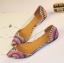 รองเท้าแฟชั่น ส้นแบน ส้นเตี้ยหัวแหลม (Pre) thumbnail 2