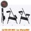 เก้าอี้สักลาย เก้าอี้นั่งสัก เก้าอี้พับได้ เก้าอี้พกพา สำหรับการสัก นวด สปา Foldable Portable Massage Tattoo Spa Chair (สีดำ BLACK) thumbnail 5