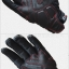 ถุงมือมอเตอร์ไซค์ TAICHI RST390 ขาวแดง thumbnail 4