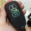 ซองหนังแท้ ใส่กุญแจรีโมทรถยนต์ รุ่นเรืองแสงด้ายสี Subaru XV,Forester,Brz,Outback 2015-18 Smart Key thumbnail 8