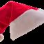 ซื้อ2แถม1 หมวกคริสมาสต์ หมวกซานต้า หมวกซานตาครอส หมวกสีแดง ของแถมอัตโนมัติ thumbnail 1