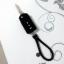 ปลอกซิลิโคน หุ้มกุญแจรีโมทรถยนต์ Mazda 2,3 พับข้าง รุ่น 3 ปุ่ม สีดำ thumbnail 7