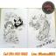 [HALF SLEEVE] หนังสือลายสักครึ่งแขน หนังสือสักลาย รูปลายสักสวยๆ รูปรอยสักสวยๆ สักลายสวยๆ ภาพสักสวยๆ แบบลายสักเท่ๆ แบบรอยสักเท่ๆ ลายสักกราฟฟิก Colorful Half Sleeve Tattoo Manuscripts Flash Art Design Outline Sketch Book (A4 SIZE) thumbnail 11