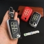 กรอบ-เคส ใส่กุญแจรีโมทรถยนต์ รุ่นเรืองแสง Toyota Hilux Revo,New Altis 2014-18 พับข้าง thumbnail 9