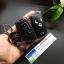 ซองหนังแท้ ใส่กุญแจรีโมทรถยนต์ Honda Civic FB,Accord G8 รุ่นโลโก้ H-เงิน พับข้าง 3 ปุ่ม thumbnail 9