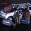 ซองหนังแท้ ใส่กุญแจรีโมทรถยนต์ NEW!! ISUZU D-Max X-Series,MU-X รุ่น ด้ายสี thumbnail 1