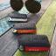 ซองหนังแท้ ใส่กุญแจรีโมทรถยนต์ รุ่นด้ายสีทรูโทน HONDA HR-V,CR-V,BR-V,JAZZ Smart Key 2 ปุ่ม thumbnail 2