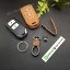 ซองหนังแท้ ใส่กุญแจรีโมทรถยนต์ รุ่น Exta HONDA HR-V,CR-V,BR-V,JAZZ Smart Key 2 ปุ่ม thumbnail 4