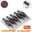 [9FT] ปลายกระบอกพร้อมด้ามจับสำเร็จรูป 25MM แพ็ค20ชิ้น ด้ามจับพร้อมปลายกระบอกเข็มสักพลาสติกแบบใช้แล้วทิ้งเบอร์ 9FT Disposable Plastic Tattoo Grip Tubes (20PC) thumbnail 1