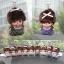 ที่ห้อยกุญแจตุ๊กตาแฟชั่น จากเกาหลี หรูหรา มีหลายแบบ thumbnail 1