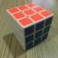 MoYu GuanLong 3x3x3 56mm White Speed Cube thumbnail 10