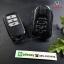 ปลอกซอง หนังแท้ ใส่กุญแจรีโมทรถยนต์ รุ่นถอดได้ Honda Accord All New City 2014-17 Smart Key thumbnail 3