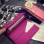 กระเป๋าสตางค์ Dior wallet งานมิลเลอร์ หนังแท้ทั้งใบ thumbnail 4