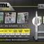 บันไดอลูมิเนียม รุ่น AML-003 (อลูมิเนียมทั้งตัว) ทรงเอสูงถึง 2.5m ทรงพาดสูงถึง 5m thumbnail 2