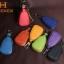 กระเป๋าซองหนังแท้ ใส่กุญแจรีโมทรถยนต์ ลายหนังงูสีสันสดใส H - ENHEMEIS thumbnail 1