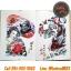 [HALF SLEEVE] หนังสือลายสักครึ่งแขน หนังสือสักลาย รูปลายสักสวยๆ รูปรอยสักสวยๆ สักลายสวยๆ ภาพสักสวยๆ แบบลายสักเท่ๆ แบบรอยสักเท่ๆ ลายสักกราฟฟิก Colorful Half Sleeve Tattoo Manuscripts Flash Art Design Outline Sketch Book (A4 SIZE) thumbnail 10