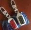 NEW กรอบ_เคส ใส่กุญแจรีโมทรถยนต์ รุ่นโคเมียม HONDA HR-V,CR-V,BR-V,JAZZ Smart Key 2 ปุ่ม thumbnail 7