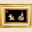 ของที่ระลึก กรอบทองคู่ลายไทย A19 A17 (ขนาด : 6 x 8 นิ้ว ) thumbnail 1